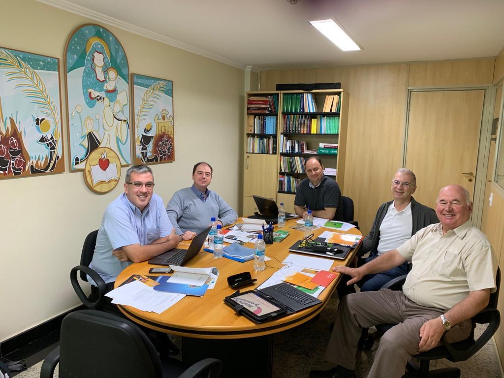 Reunião dos presidentes do Secretariado de Apostolado Ministerial
