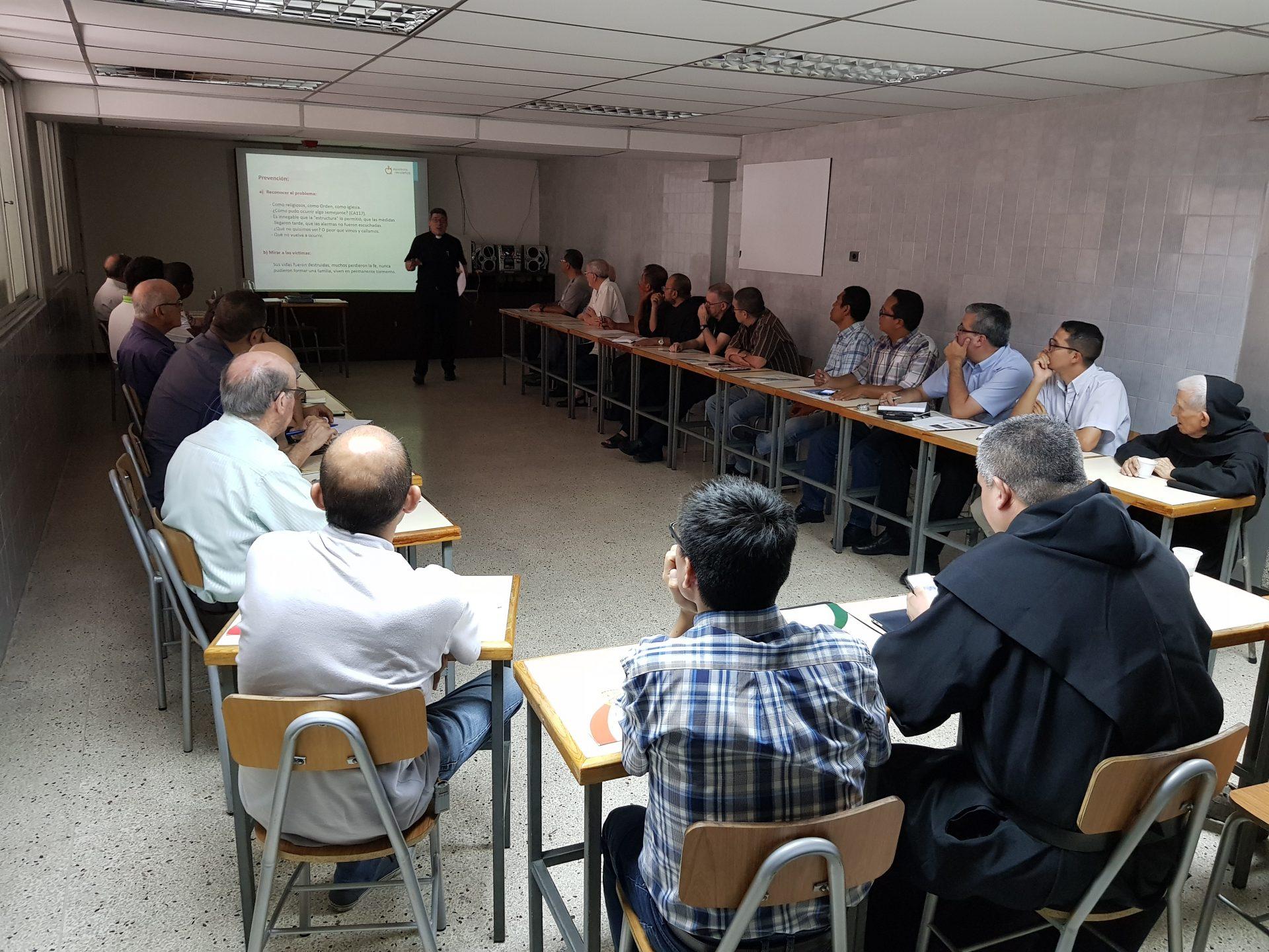 Día de formación permanente en Venezuela – Protección y Prevención de la Infancia y de la Adolescencia en la Orden de Agustinos Recoletos