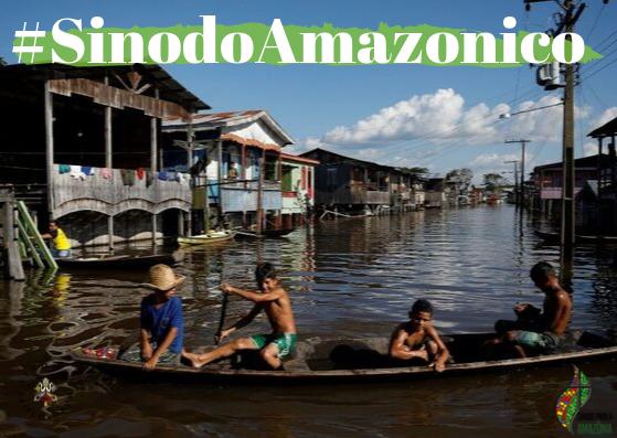 Sínodo Pan-Amazônico.